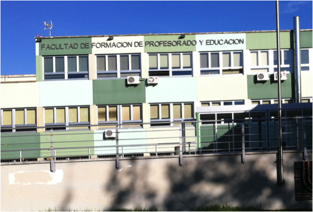 Picture 6: The School of Education at the Autonomous University of Madrid