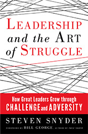 leadership and the art of struggle cover