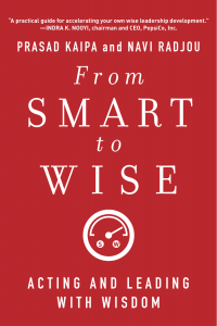 cover From Smart to Wise