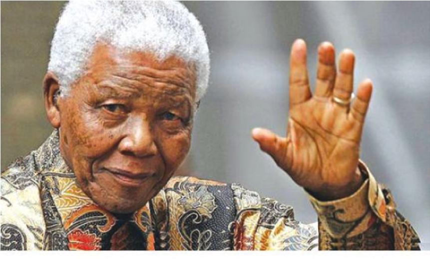 Nelson Mandela (1918 -2013)