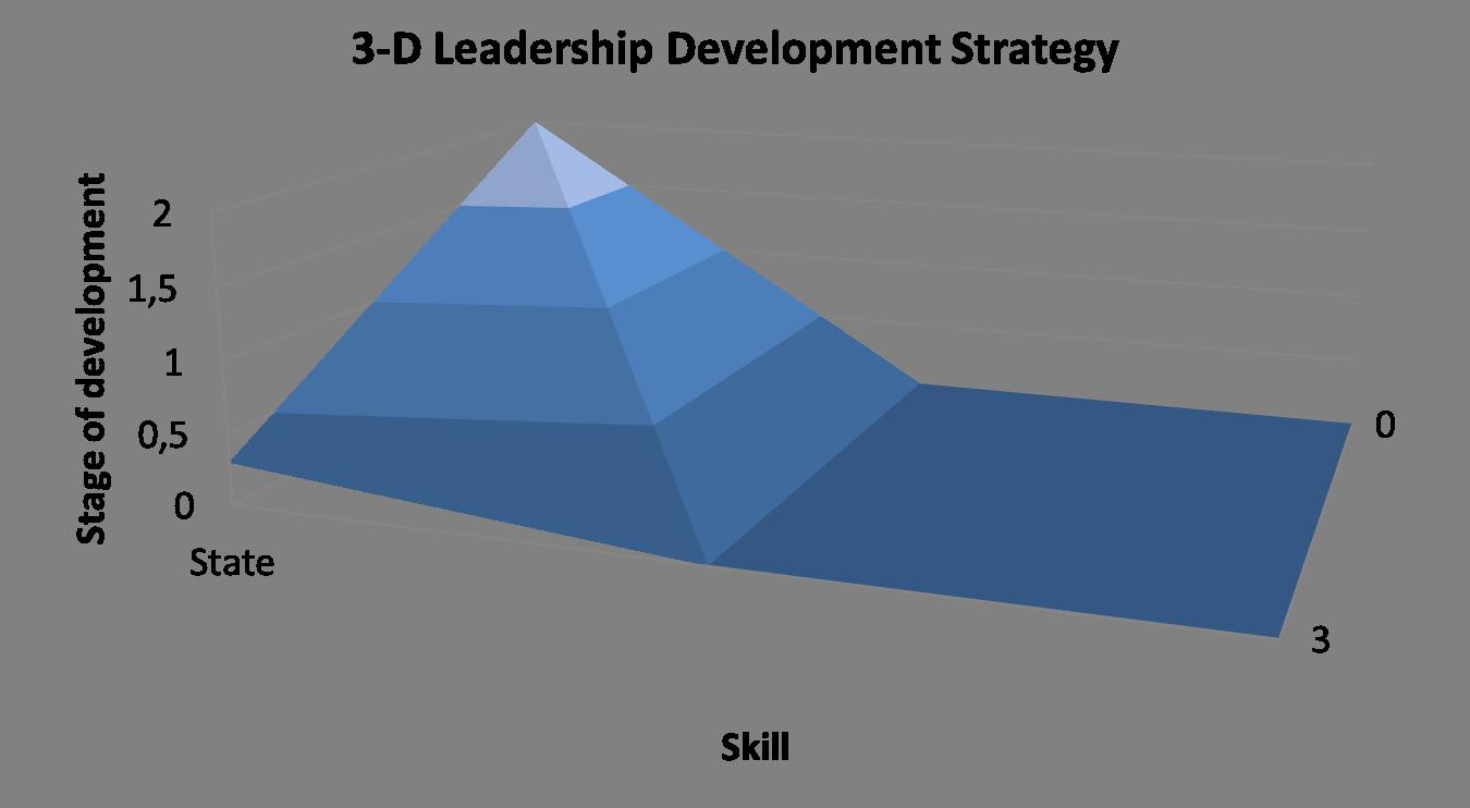 Figure 3: 3-D Leadership Development