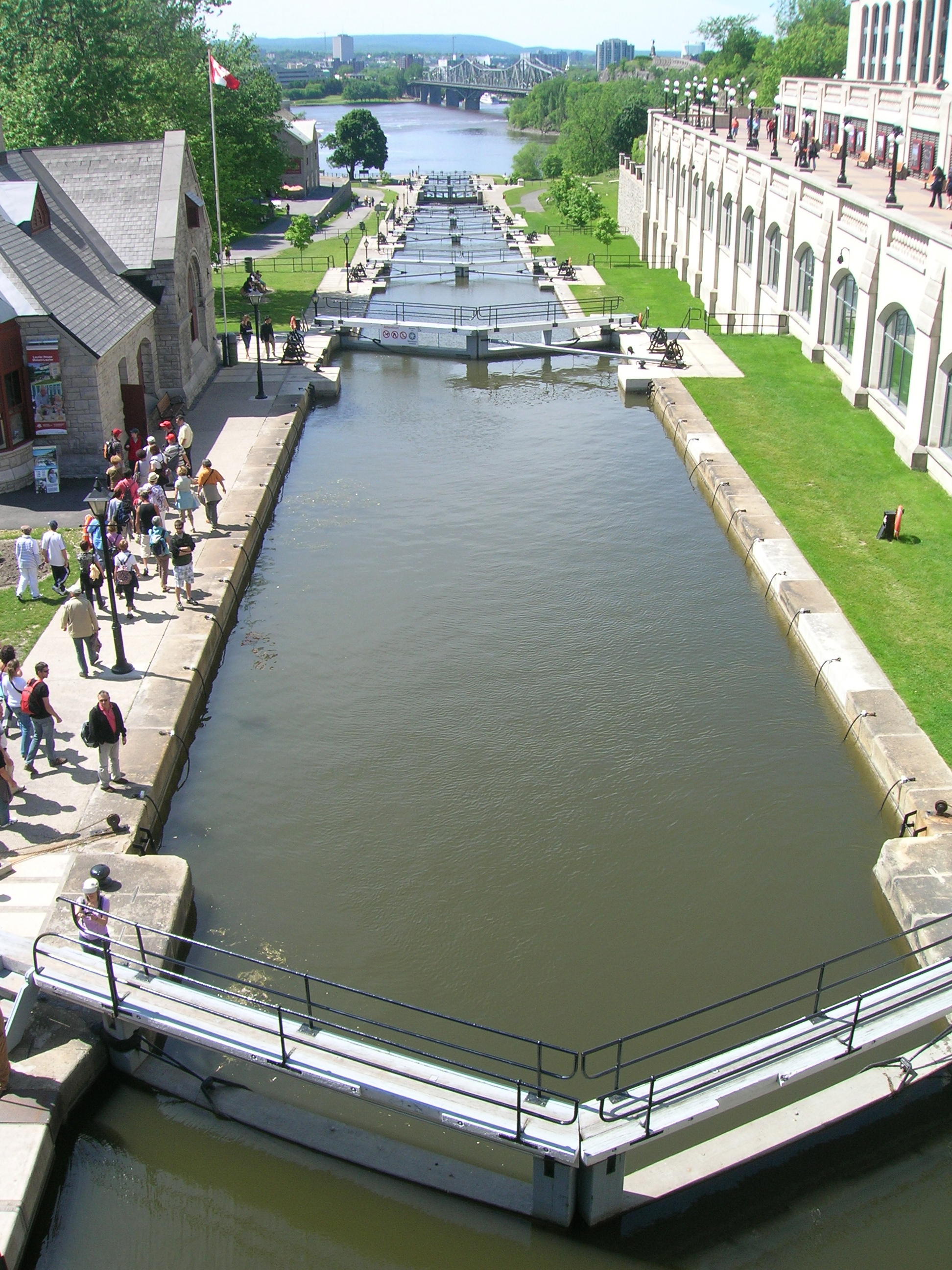 Rideau_Canal_Locks