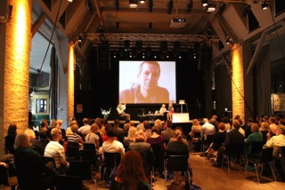Frederic Laloux onscreen