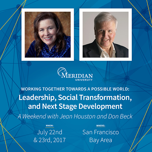 Leadership, Social Transformation, and Next Stage Development
