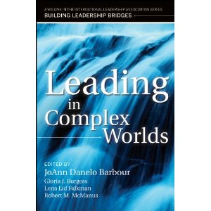 Leading in Complex Worlds cover