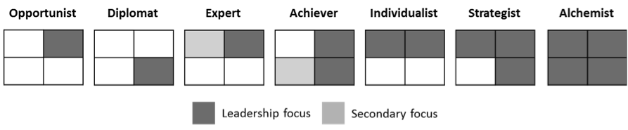 Figure 5. Transformational team leadership focus.