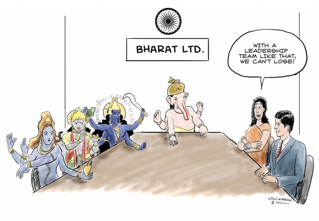 Leadership Cartoon Mark Hill Integral Leadership Review