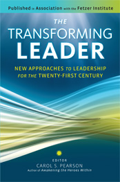 Transforming Leader cover
