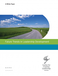 Future Trends in Leadership Development: A White Paper