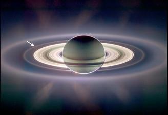 Saturn  (Image credit: CICLOPS, JPL, ESA, NASA)